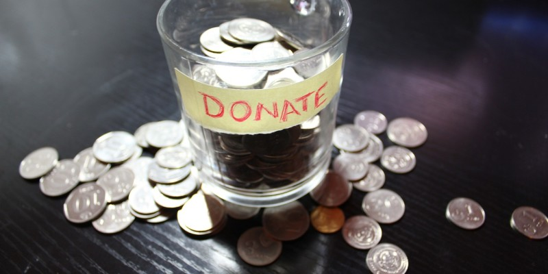 Even The Smallest Donations Count